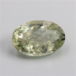 12.93ct Green Amethyst