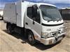 <p>2009 Hino 300 4 x 2 Chipper Tipper (Pooraka,SA)</p>