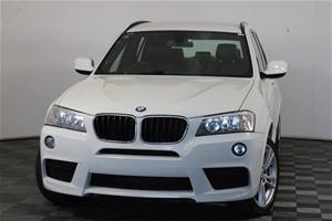 2013 BMW X3 xDrive 20i F25 Automatic - 8