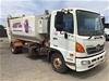 <p>2014 Hino FC500 4 x 2 Garbage Truck (Pooraka, SA)</p>