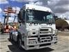 <p>2014 Isuzu EXY GIGA Sitec 455 series II 6 x 4 Prime Mover Truck</p>