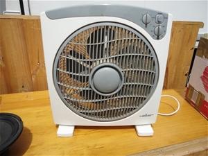 Heller Multi Speed Electric Fan