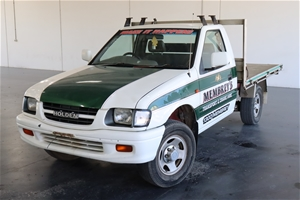 1999 Holden Rodeo LX R9 Manual Cab Chass