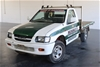 1999 Holden Rodeo LX R9 Manual Cab Chassis