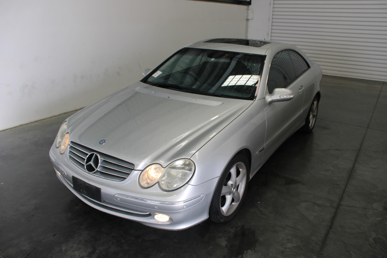 2003 Mercedes Benz CLK240 Avantgarde Automatic Coupe, 136,444km