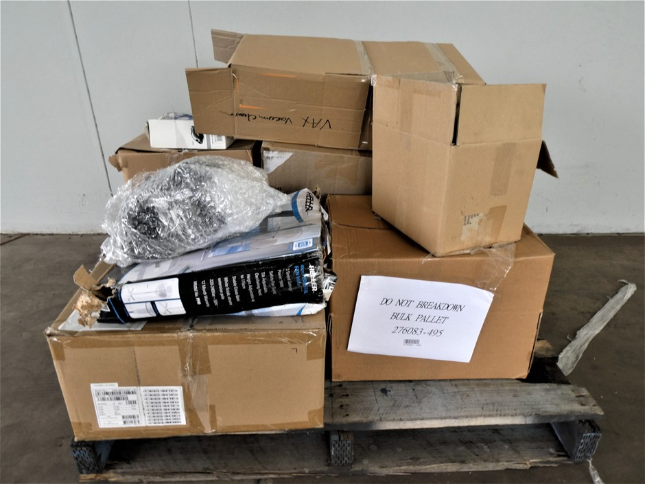 Pallet of Assorted Used & Untested Home Appliances
