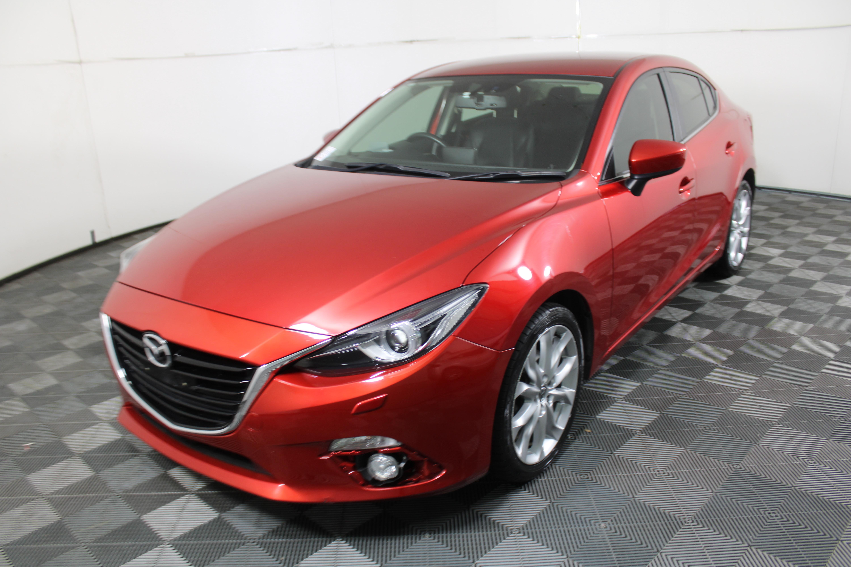 2014 Mazda 3 SP25 GT BM 6auto Sedan