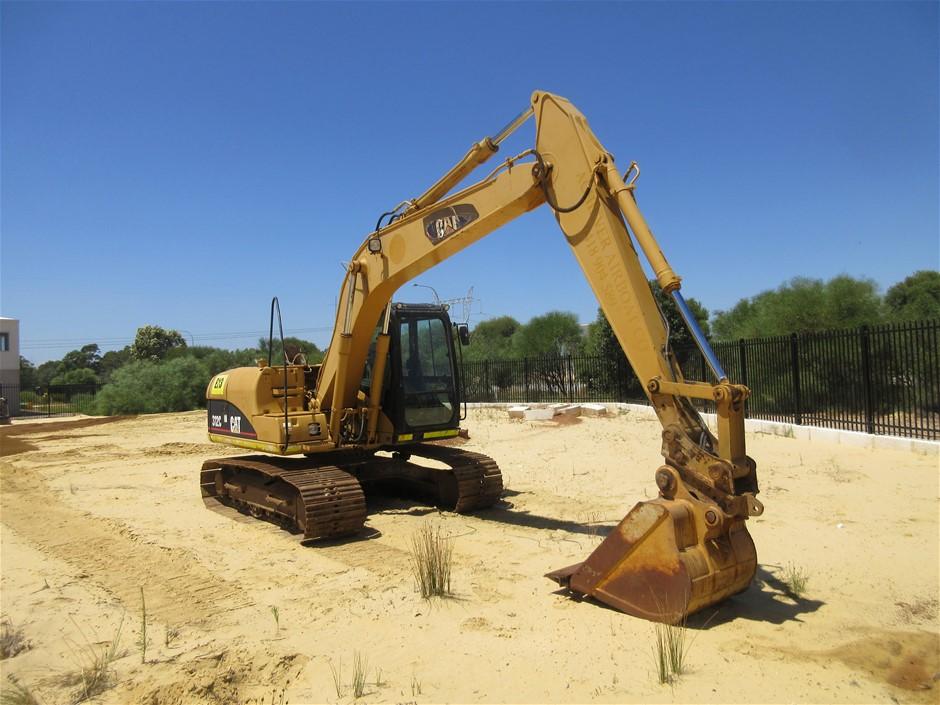 CAT 312C Hydraulic Excavator