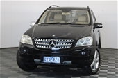 Unreserved 2007 Mercedes Benz ML320CDI W164 Turbo Diesel