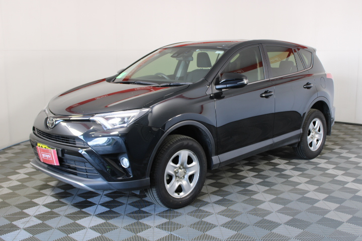 2017 Toyota Rav 4 FWD GX ZSA42R CVT Wagon