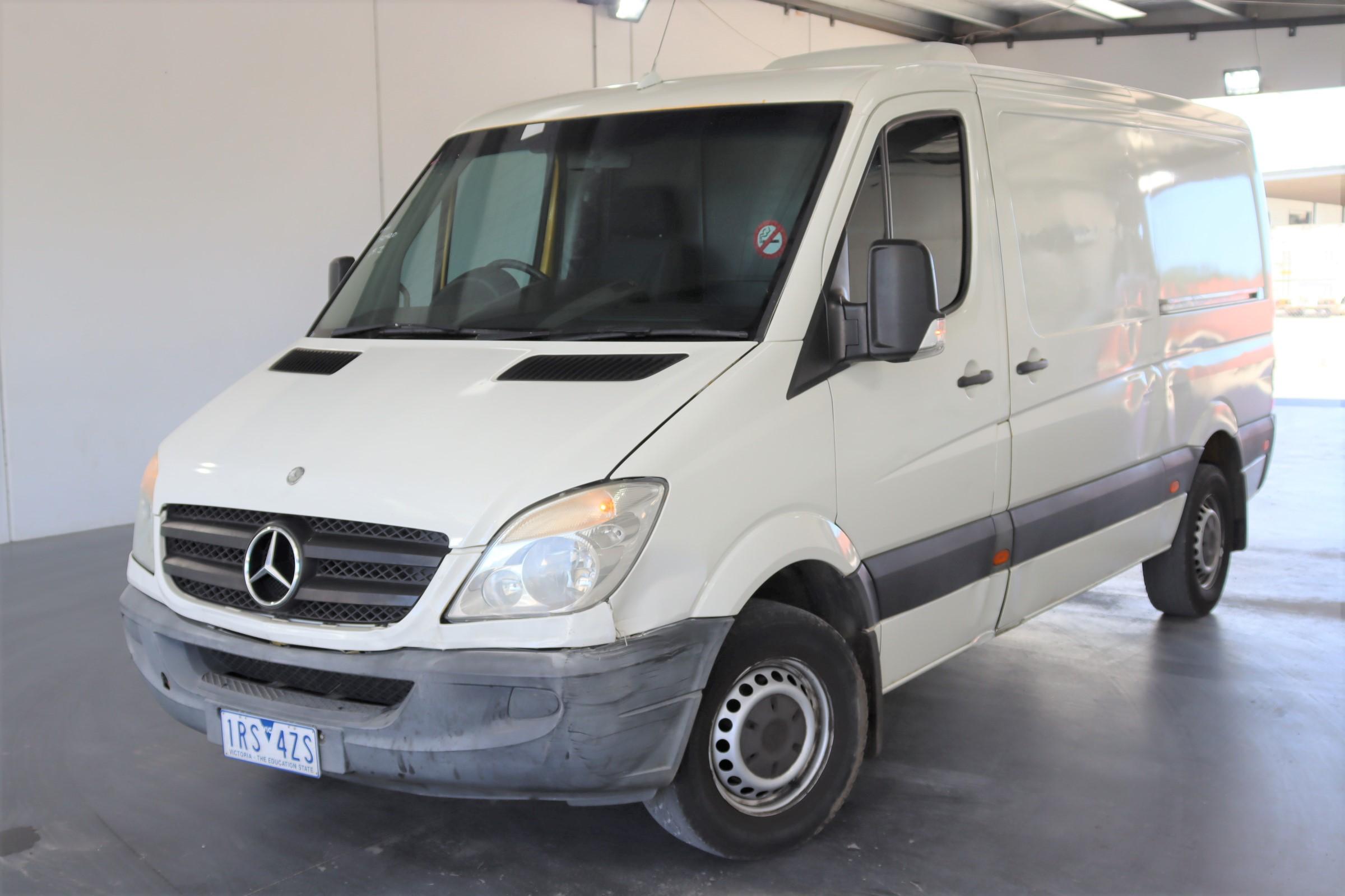 2012 Mercedes benz SPRINTER Manual Van