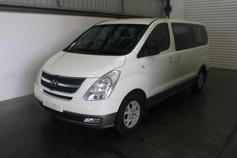 2011 Hyundai iMAX TQ Turbo Diesel Automatic 8 Seats People Mover