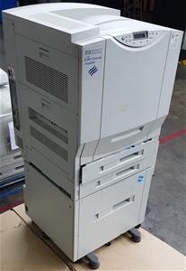 Hewlett Packard Color LaserJet 8550DN Co