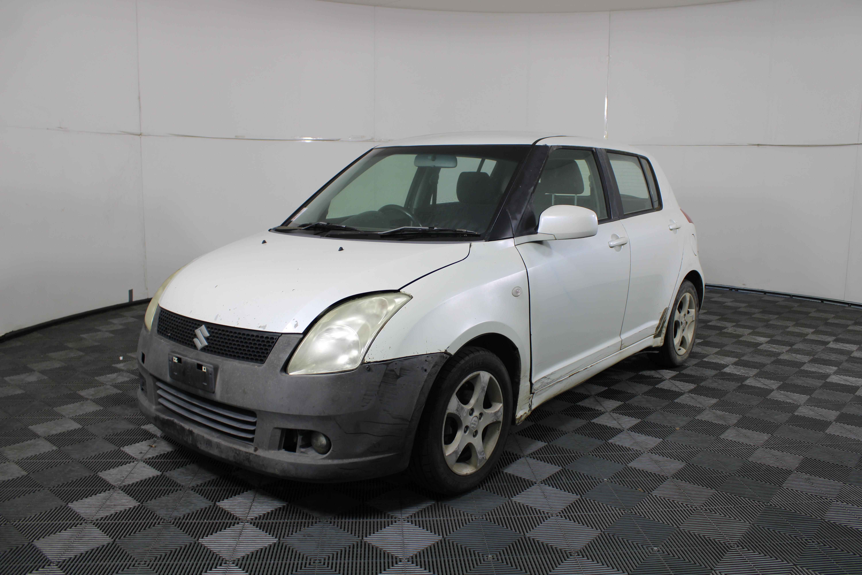 2005 Suzuki Swift EZ Hatchback 127,867km