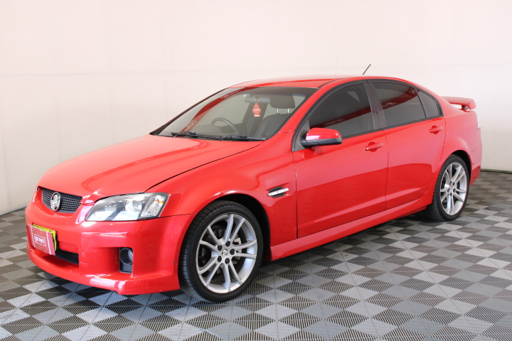 2006 Holden Commodore SV6 VE Automatic Sedan