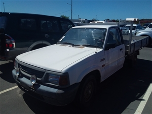 Ford Courier PD Manual Cab Chassis