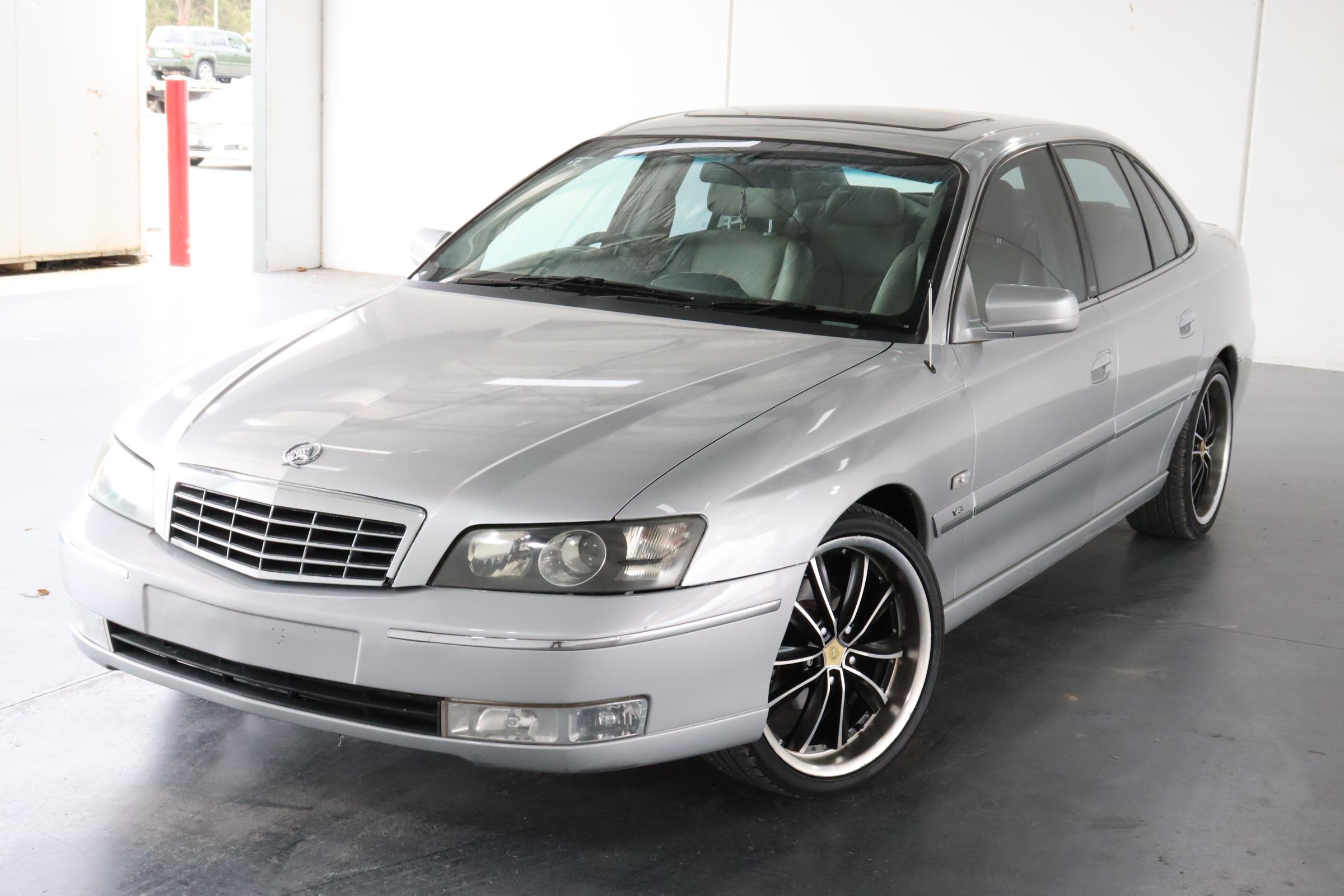 2005 Holden Statesman International WL Automatic Sedan