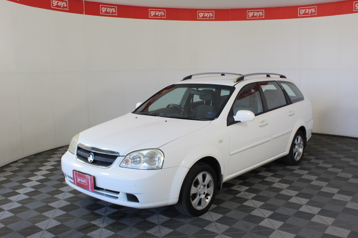2008 Holden Viva JF Automatic Wagon