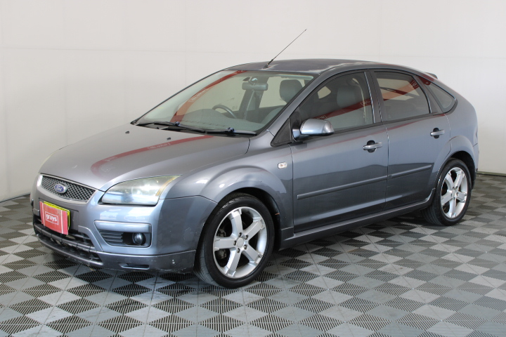 2007 Ford Focus Zetec LS Automatic Hatchback