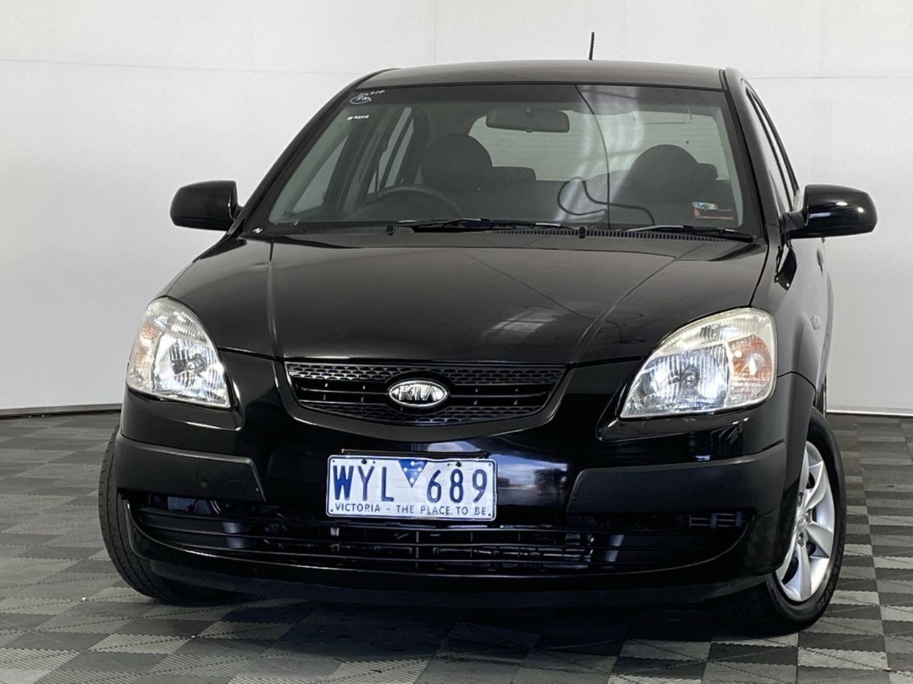2009 Kia Rio EX JB Manual Hatchback