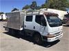 2004 Mitsubishi  Canter 4 x 2 Tray Body Truck