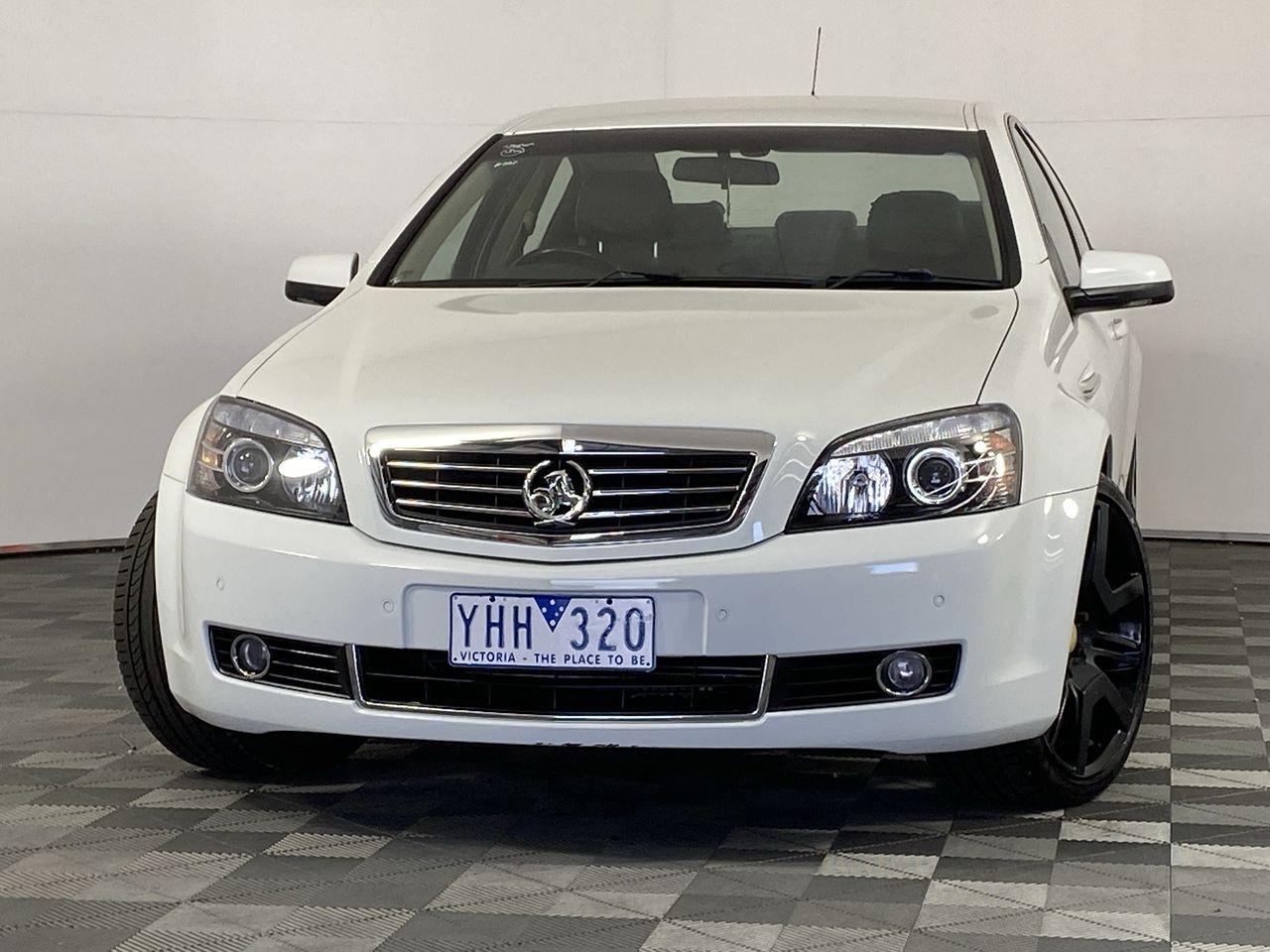 2008 Holden Statesman V6 WM Automatic Sedan