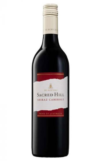 Sacred Hill Shiraz Cabernet 2019 (12x 750mL). NSW.