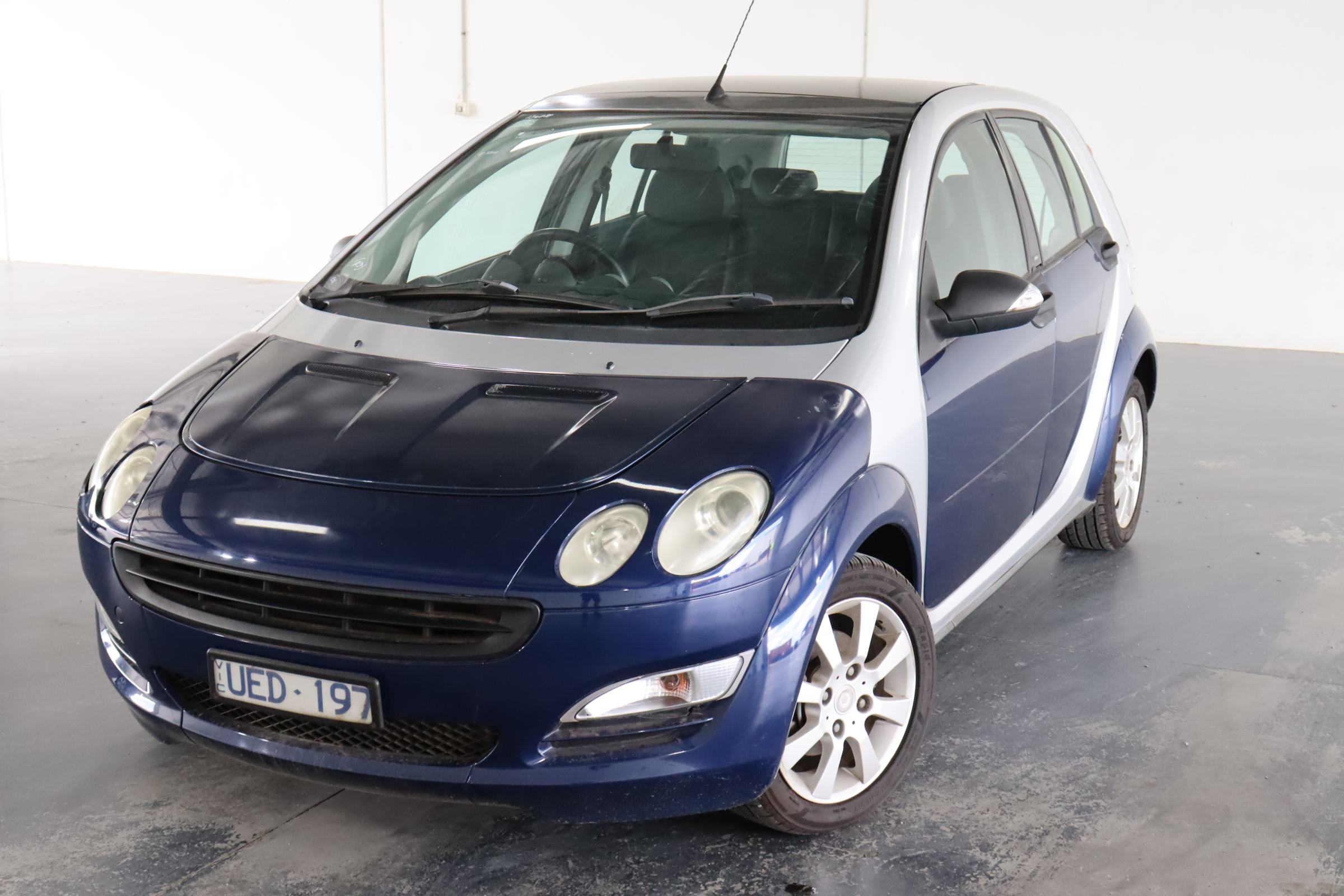 2005 Smart Forfour Pulse W454 Manual Hatchback