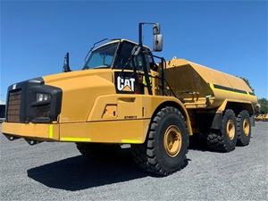 2012 Caterpillar 740B Articulated Water