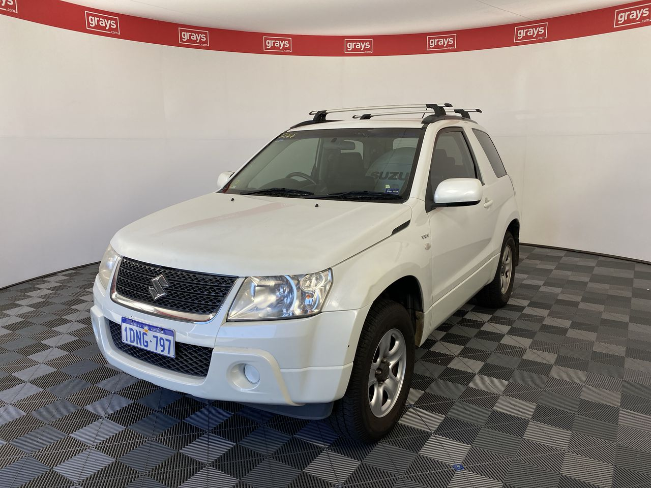 2009 Suzuki Grand Vitara (4x4) JT Manual Wagon (WOVR-Inspected)