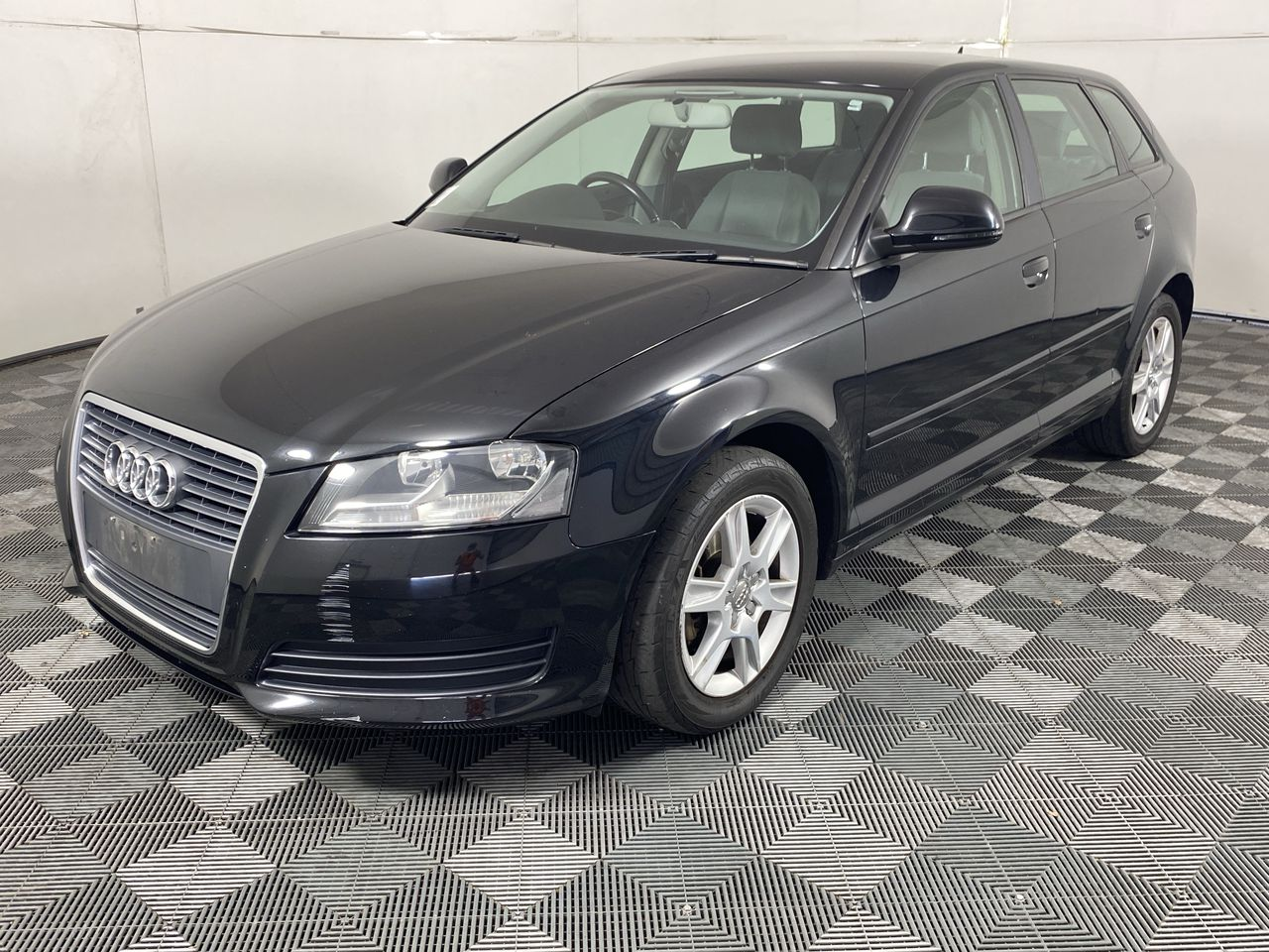 2010 Audi A3 Sportback 1.4 TFSI Attraction 8P Automatic Hatchback