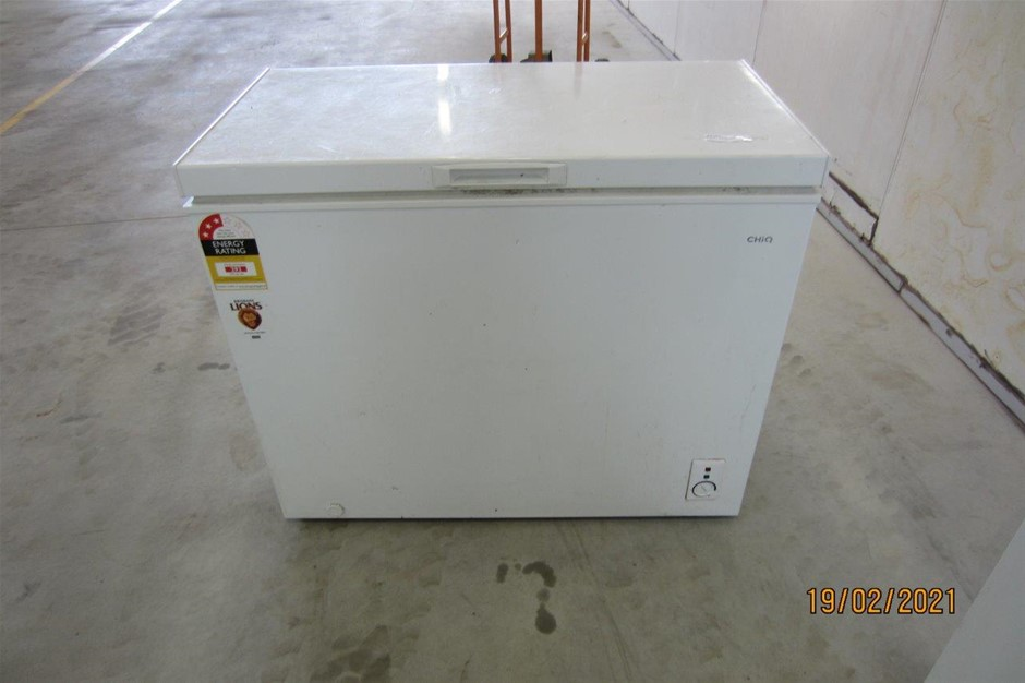 Chiq 200L Chest Freezer