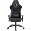 ONEX GX3 Faux Leather Gaming Chair With Cushion, Adjustable Arm Rest, Black