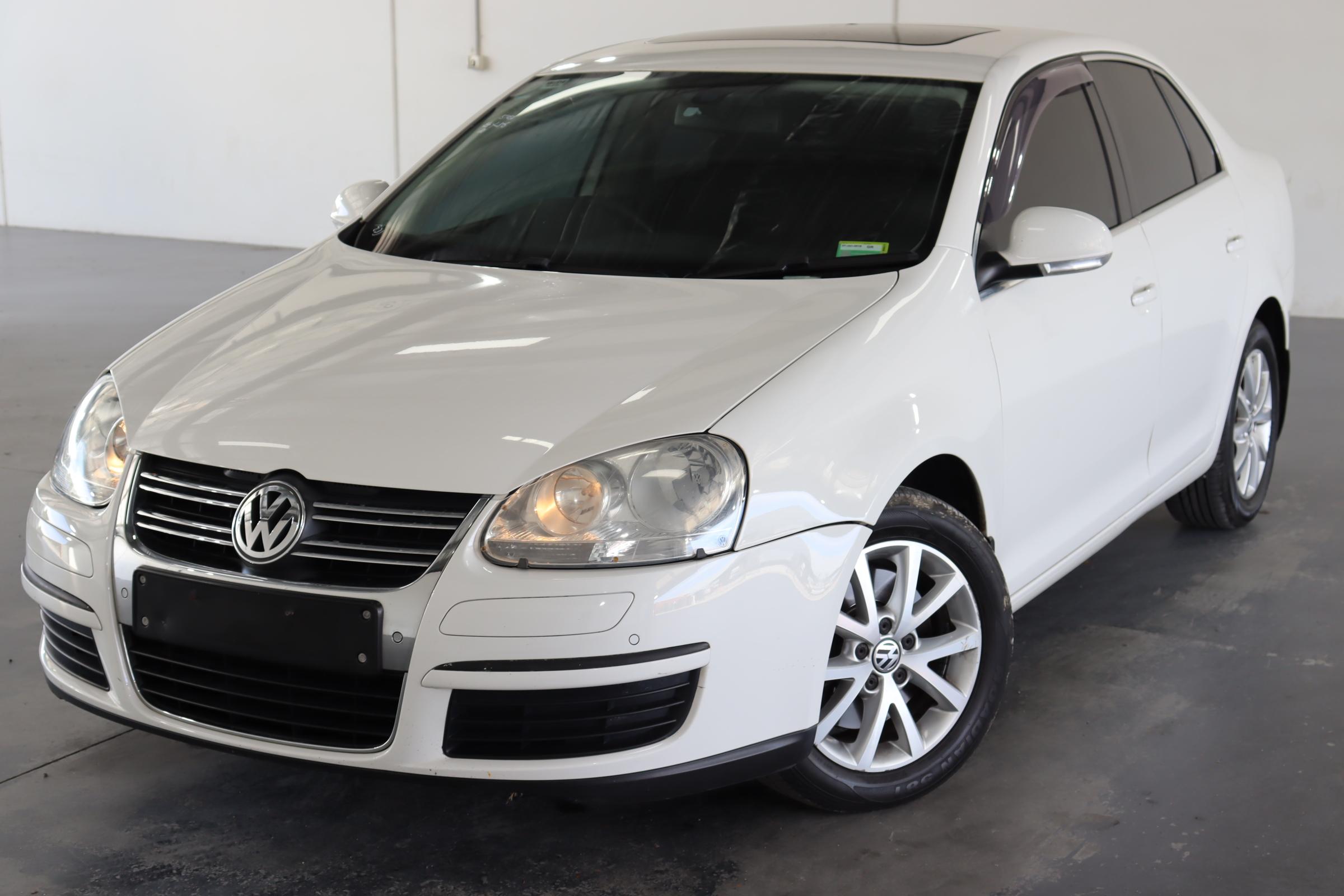 2011 Volkswagen Jetta 118TSI 1KM Automatic Sedan