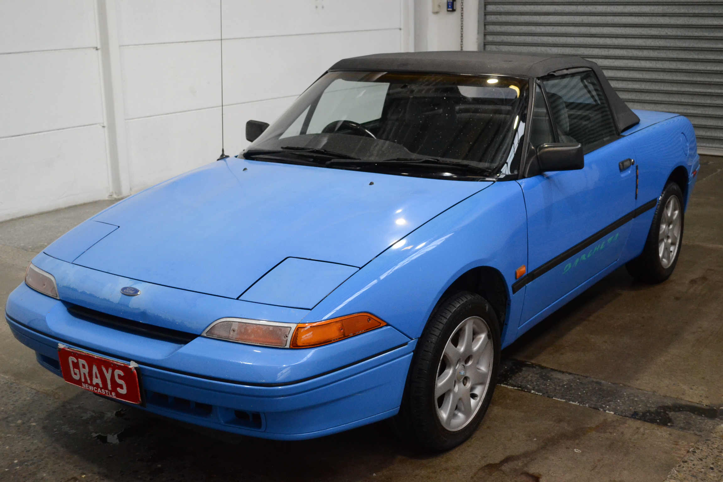 1992 Ford Capri Barchetta SC Manual Convertible