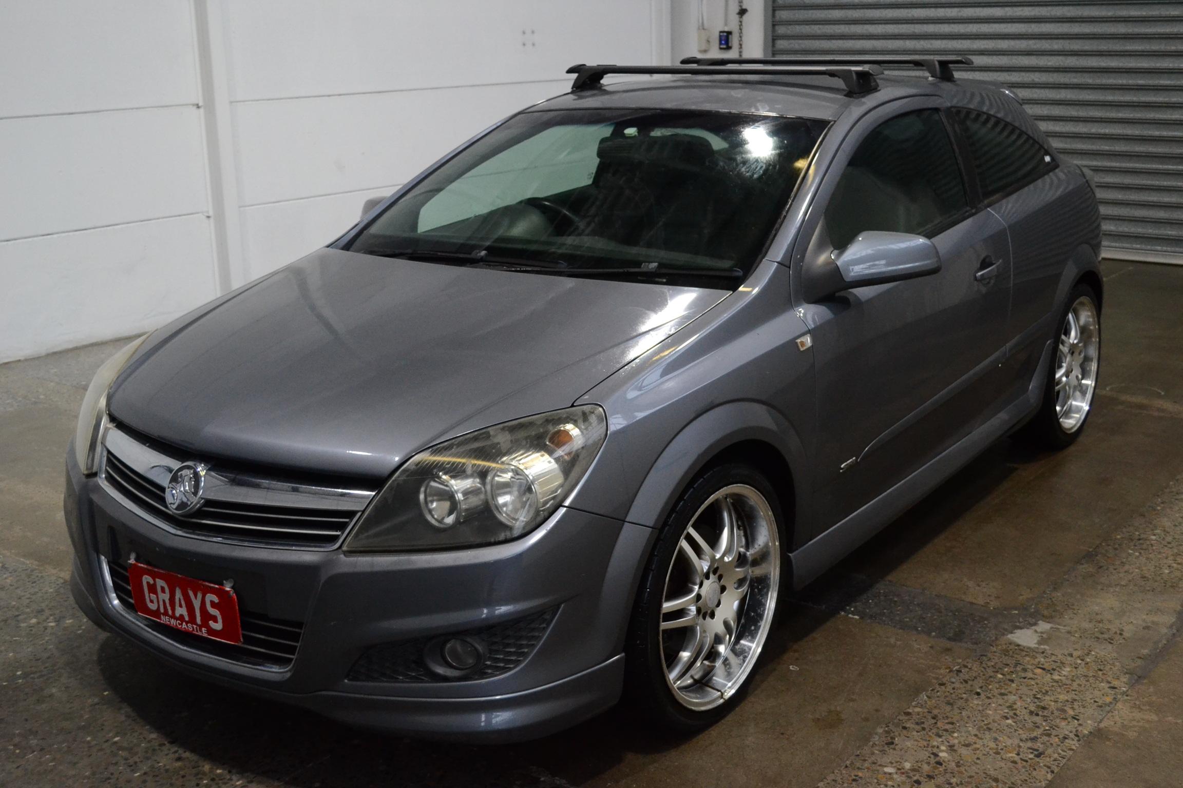 Holden Astra SRi AH Manual Hatchback