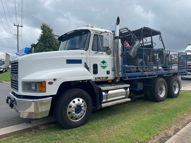 MACK CHR 788RS Table Top Truck