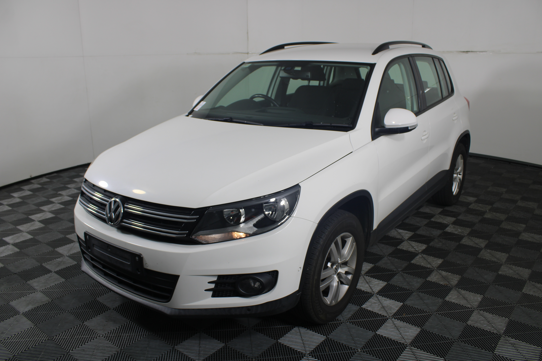 2012 Volkswagen Tiguan 132 TSI PACIFIC 5N Automatic Wagon 150,664km