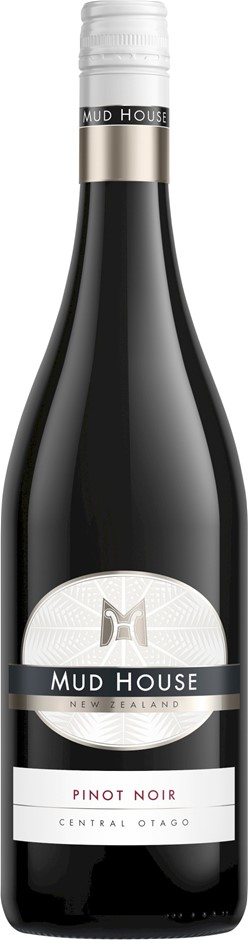 Mud House Pinot Noir 2019 (6x 750mL), Central Otago