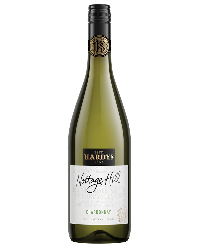 Hardys Notting Hill Chardonnay 2020 (6x 750mL), AUS