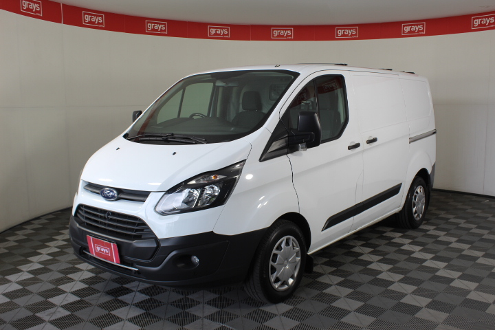 2017 Ford TRANSIT CUSTOM 290S SWB VN Turbo Diesel Automatic Van