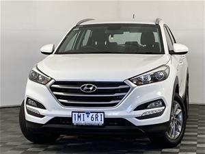 2018 Hyundai Tucson Active FWD TL Automa