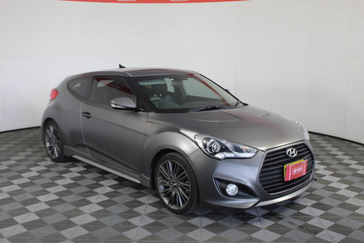 2013 Hyundai Veloster SR TURBO FS Manual Coupe