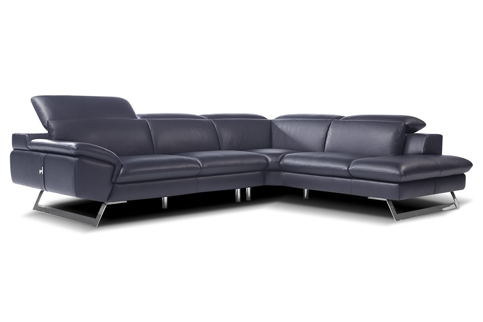 Nicoletti Zuma Modular Lounge - 2.5 Seater With Right Hand Facing Chaise