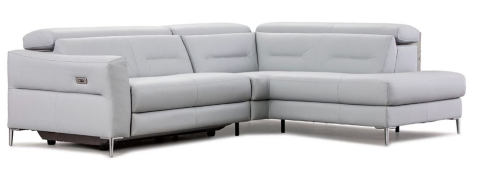 Nicoletti Teseo Modular Lounge - 2 Seater With Left Hand Facing Chaise