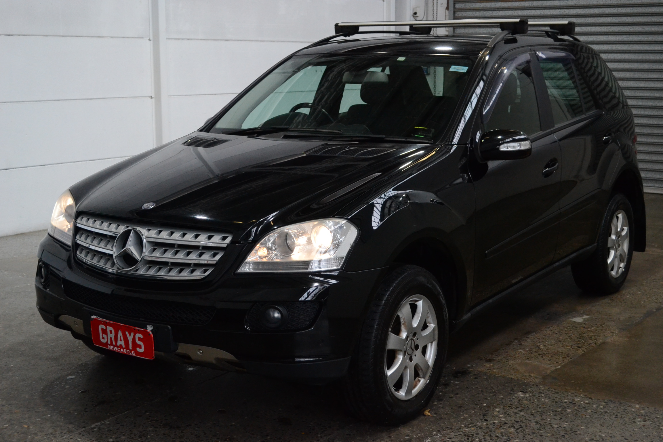 2007 Mercedes Benz ML280 CDI W164 Turbo Diesel Automatic Wagon