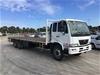 2009 Nissan - UD PK10 6 x 2 Tray Body Truck