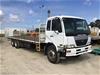 2007 Nissan - UD PKA265 6 x 2 Tray Body Truck