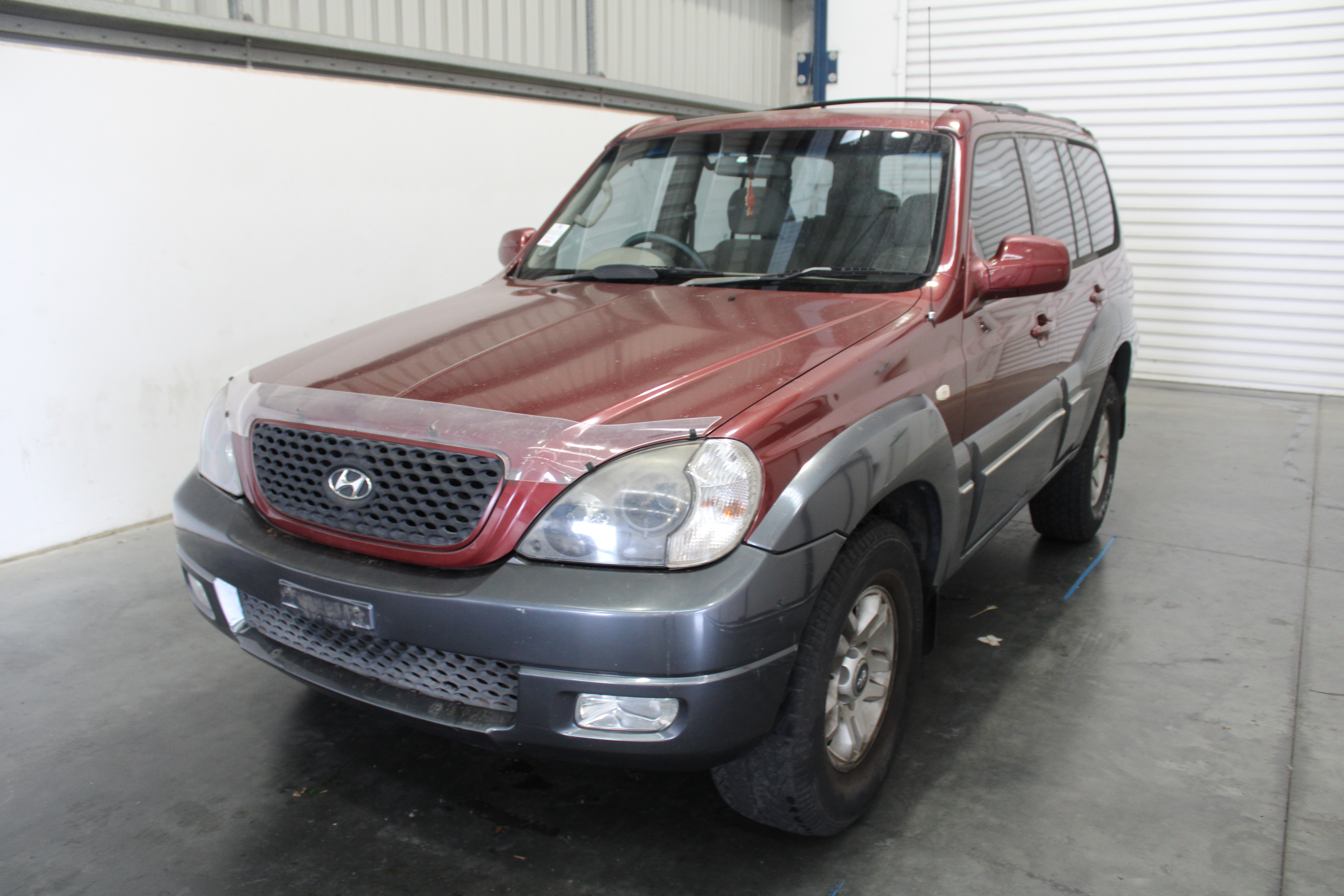 2004 Hyundai Terracan Automatic 7 Seats Wagon