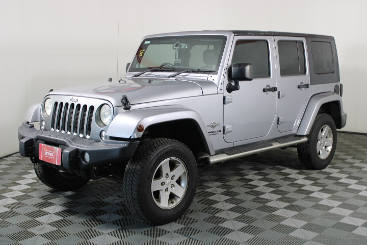 2013 Jeep Wrangler Unlimited Freedom JK Automatic Wagon
